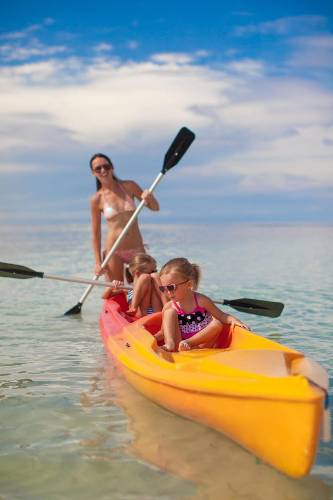 Fisher Tandem Kayak