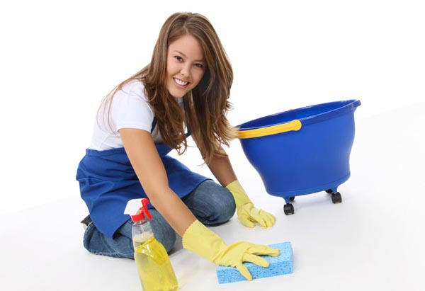 Special discounts for cleaning services