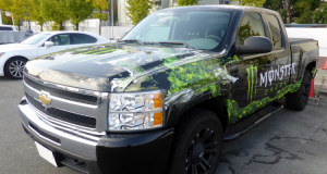 vehicle business wraps