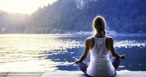 Best way to get relaxed calls for meditation!