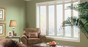 Vinyl Bay Window Design