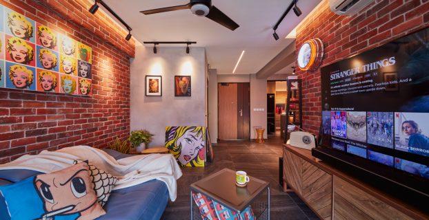 3 room bto interior design
